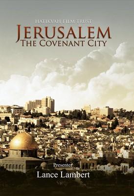 Jerusalem, the Covenant City DVD (DVD)