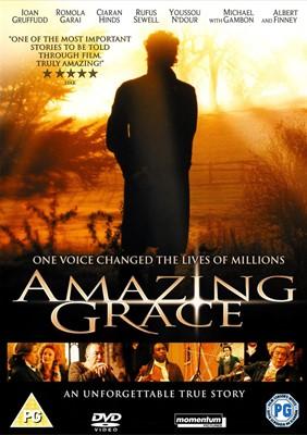 Amazing Grace DVD (DVD)