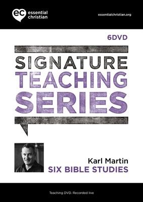 Signature Bible Studies: Six Bible Studies (DVD)