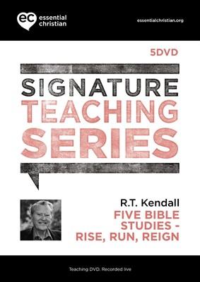 Signature Teaching Series: Rise, Run, Reign DVD (DVD)
