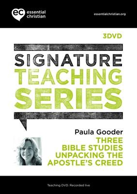 Signature Teaching Series: Apostle's Creed DVD (DVD)