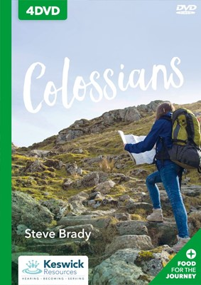 Food for the Journey: Colossians DVD (DVD)