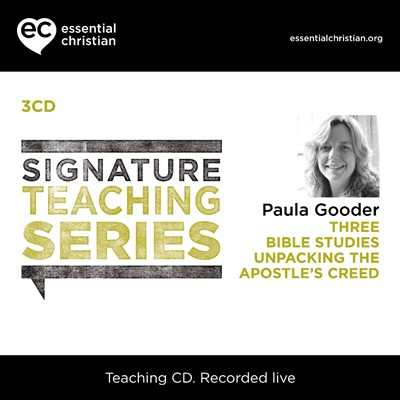 Signature Teaching Series: Apostle's Creed CD (CD-Audio)
