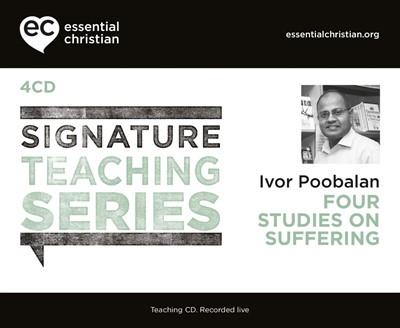 Signature Teaching Series: Suffering CD (CD-Audio)