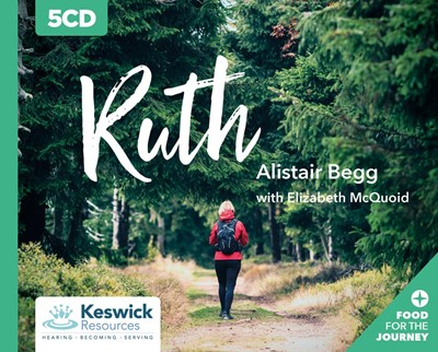 Food for the Journey: Ruth CD (CD-Audio)