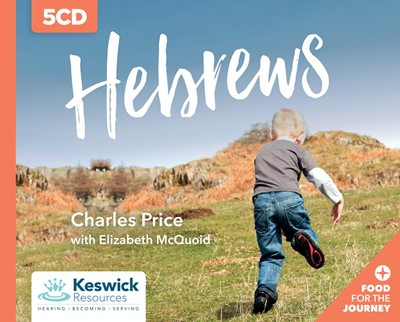 Food for the Journey: Hebrews CD (CD-Audio)