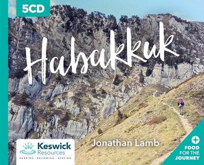 Food for the Journey: Habakkuk CD (CD-Audio)