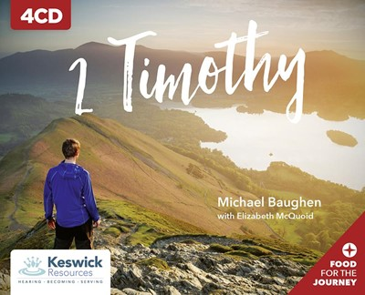 Food for the Journey: 2 Timothy CD (CD-Audio)