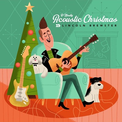 Mostly Acoustic Christmas Album CD, A