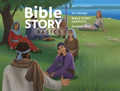Bible Story Basics Pre-Reader Leaflets Summer 2020 (Paperback)