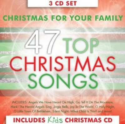 Christmas for Your Family CD (CD-Audio)