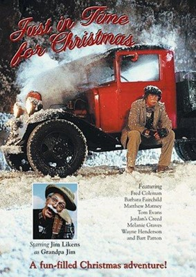 Just in Time for Christmas DVD (DVD)