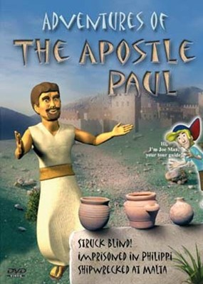 Adventures of The Apostle Paul DVD (DVD)