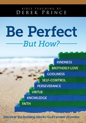 Be Perfect DVD