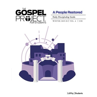 Gospel Project for Students: CSB Discipleship Guide, Winter (Paperback)