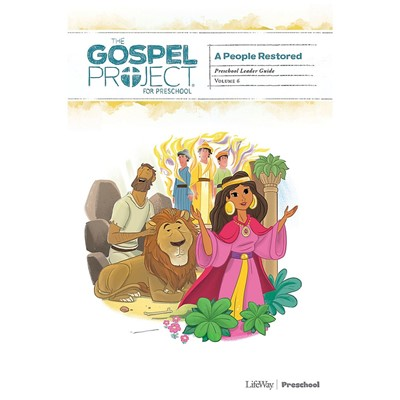 Gospel Project: Preschool Leader Guide, Winter 2020 (Paperback)