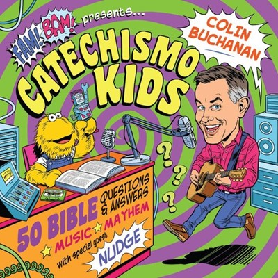 Catechismo Kids CD (CD-Audio)