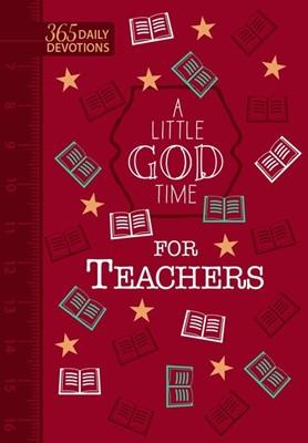 Little God Time for Teachers, A (Imitation Leather)