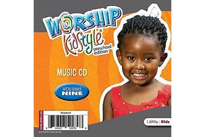 Worship KidStyle: Preschool Music CD Volume 9 (CD-Audio)