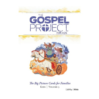 Gospel Project for Kids: Big Picture Cards, Fall 2019 (Cards)