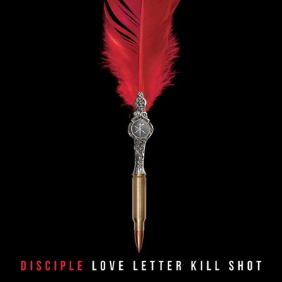 Love Letter Kill Shot CD (CD-Audio)