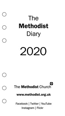 Methodist Diary 2020 Personal Organiser (Loose-leaf)