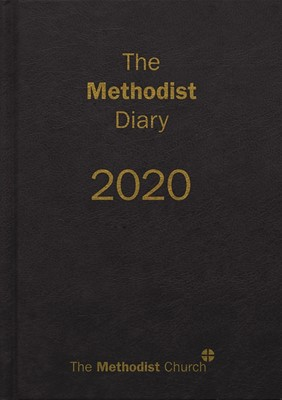 Methodist Diary 2020, Black A5 Edition (Hard Cover)