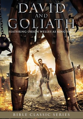 David and Goliath DVD (DVD)
