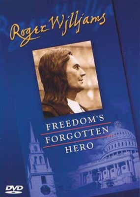 Roger Williams: Freedom's Forgotten Hero DVD (DVD)