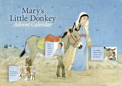 Mary's Little Donkey Advent Calendar (Calendar)