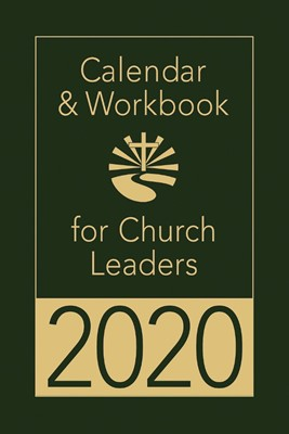 Calendar & Workbook for Church Leaders 2020 (Calendar)