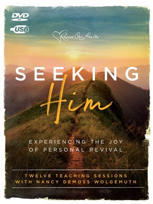 Seeking Him DVD (DVD)