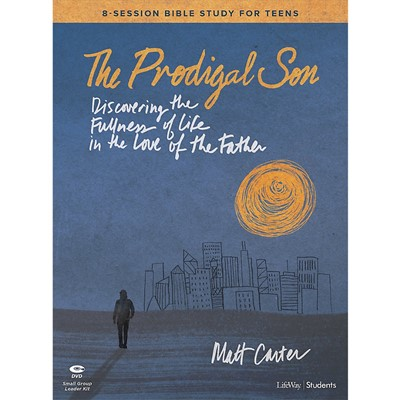The Prodigal Son Teen Bible Study Leader Kit (Kit)