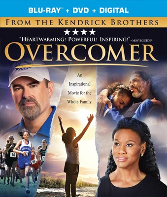 Overcomer Blu-Ray DVD (Blu-ray)