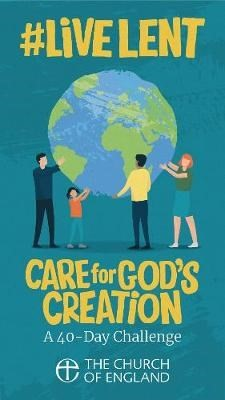 #Live Lent: Care for God's Creation (pack of 50) (Multiple Copy Pack)