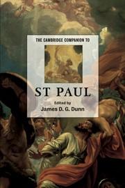 The Cambridge Companion to St Paul (Paperback)