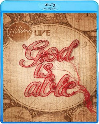 God is Able Blu-Ray DVD (DVD)