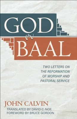 God or Baal (Paperback)