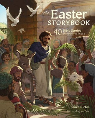 The Easter Storybook (Hard Cover)