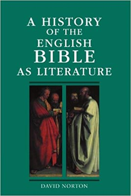 History of the English Bible as Literature, A (Paperback)