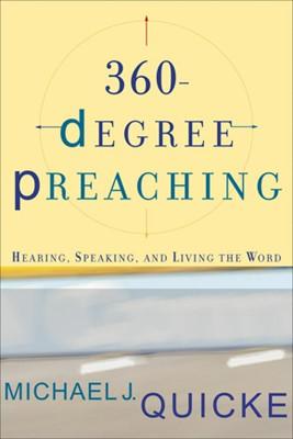 360-Degree Preaching (Paperback)
