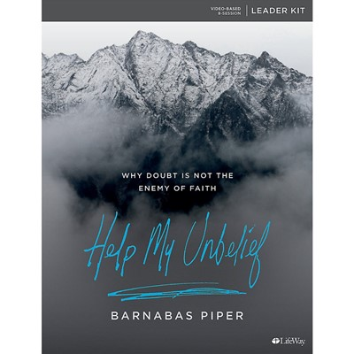 Help My Unbelief Leader Kit (Kit)