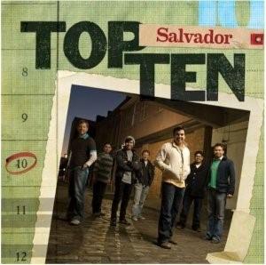 Top Ten Salvador CD (CD-Audio)