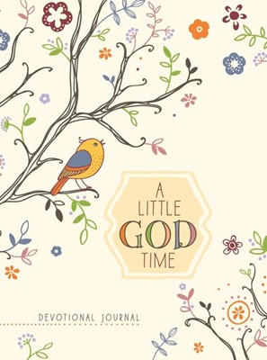 Little God Time (Rustic), A (Hard Cover)