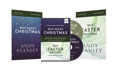 Who Needs Christmas/Why Easter Matters Kit (Kit)
