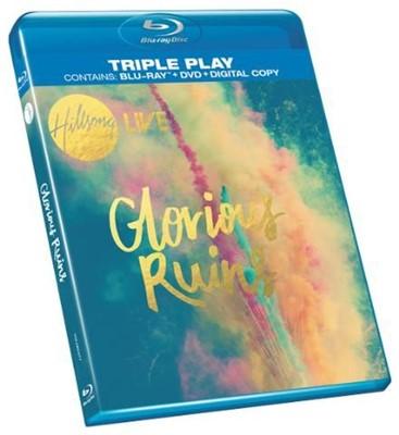 Glorious Ruins Blu-Ray DVD (Blu-ray)