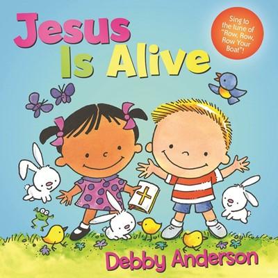 Jesus is Alive (Board Book)