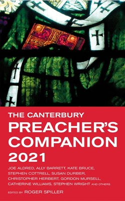 The Canterbury Preacher's Companion 2021 (Paperback)