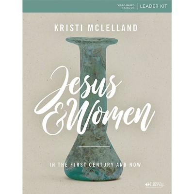 Jesus and Women Leader Kit (Kit)