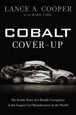 Cobalt Cover-Up (Hard Cover)